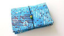 Handmade gift credit card wallet holder purse made from Javanese batik 21 slots