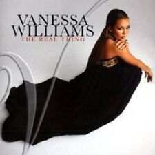 """VANESSA WILLIAMS """"THE REAL THING"""" CD NEW!"""