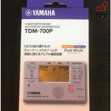 NEW  YAMAHA Tuner Metronome TDM-700P (PINK) Japan