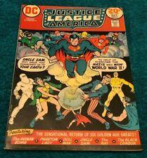JUSTICE LEAGUE OF AMERICA 107 1st App FREEDOM FIGHTERS CGC it DC Batman Superman