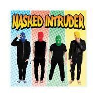 MASKED INTRUDER - MASKED INTRUDER  CD INTERNATIONAL PUNK NEW