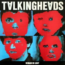 Talking Heads - Remain In Light vinyl LP NEW/SEALED IN STOCK