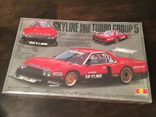 Gunze Sangyo Skyline 4 Valve DOHC Turbo Group 5 G-213 1:24