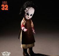 """Living Dead Dolls Series 32 Halloween """"Butcher Boop"""" The Skeletal Butcher"""