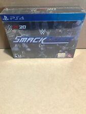 WWE 2K20 SmackDown -- 20th Anniversary (Sony PlayStation 4, 2019)