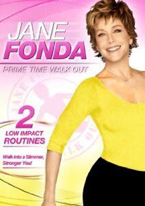 Jane Fonda: Prime Time Walkout [DVD][Region 2]