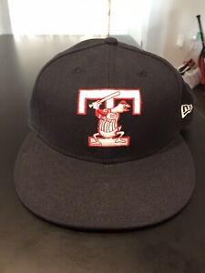Toledo Mud Hens New Era 5950 Hat Cap Size 7 1/4 NWT Made In USA