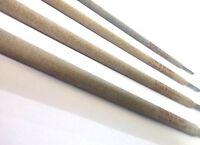 1 x 2.5mm Dia x 333mm Long Silver Steel Rod Bar STUBS LTD UK Made Welding M0703