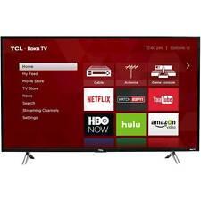 "TCL - 43"" Class (43"" Diag.) - LED - 1080p - Smart - HDTV Roku TV"