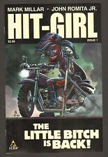 """Hit-Girl #1 - """"The Little Bitch Is Back"""" - 2012 (Grade 8.0) WH"""