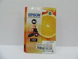 Epson 33XL Photo Black BBE 04.21