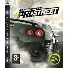 Need For Speed Pro Street Game PS3