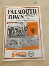 FALMOUTH TOWN v LISKEARD ATHLETIC - South Western Lge 1995/96