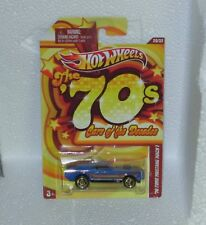 HotWheels Diecast Cars of the Decades (The 70's) Mustang Mach1 - NEW & Sealed