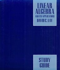 Linear Algebra and its Application: Study Guide