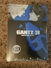 Gantz #20 (Vol. 20) English version Manga - Brand New & Sealed!