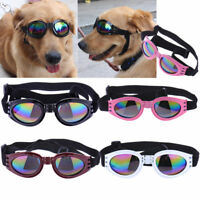 Foldable Pet Dog UV Sunglasses Sun Glasses Goggles Eye Wear Protection 6 colors