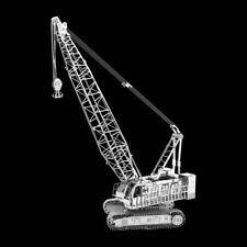 Metal Earth Crawler Crane DIY Laser Cut 3d Steel Model Kit