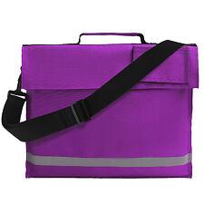 Euro A4 Book Bag with Strap Junior School Conference Bag - 8 Colours (ESTR005)