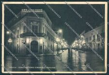 Foggia PIEGHINA FG cartolina D8295 SZD