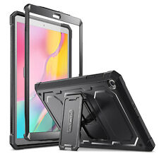For Samsung Galaxy Tab A 10.1 2019 Case Stand Cover Built-in Screen Protector