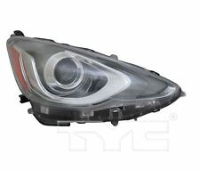 TYC NSF Right Side Halogen Headlight For Toyota Prius C 2015-2017 Models