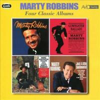 MARTY ROBBINS - GUNFIGHTER BALLADS AND TRAIL SONGS NEW CD