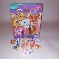Disney Palace Pets Storybook Playmat 12 Figurines Set