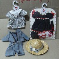 lote 2 Vestido Muñeca Dulce Emy y similar Lesly y otras Conjunto dress traje