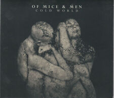 Of mice & Men : Cold World CD FASTPOST
