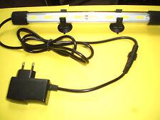 TUBE LED UVA-UVB 18 WATTS 80 CM POUR AQUARIUM ou TERRARIUM
