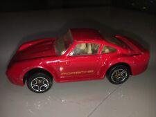 MATCHBOX RED PORSCHE 959 MADE IN CHINA