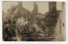 More details for fire at builth wells, 11th aug 07: brecknockshire postcard (c35041)