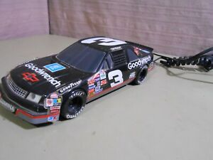 #3 Dale Earnhardt 1991 Lumina Car Telephone Works! Mancave Phone NASCAR