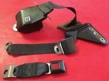 98-02 4TH GEN CAMARO FIREBIRD TRANS AM REAR RIGHT PASS SEAT BELT COUPE 12453528