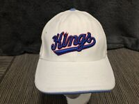 NBA Kansas City Kings 7 1/4 Fitted Hat Cap Reebok Hardwood Classics