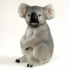 "New Koala Bear 4"" Inches Figurine Sculpture Statue Life Like Realistic Cc-Af03"