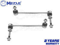 FOR BMW X5 E70 2 FRONT ANTIROLL BAR STABILISER DROP LINK LINKS MEYLE GERMANY