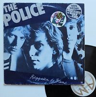 "LP The Police  ""Reggatta de blanc"""