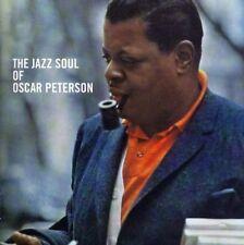 CD musicali Soul per Jazz Oscar Peterson