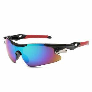 Cycling Glasses UV400 Bike Goggles Outdoor Sports Eyewear MTB Bicycle Sunglasses