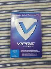 Vipre MobileSecurity Antivirus for Android Devices and PCs