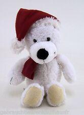 Plüschtier Kuscheltier Eisbär Enno mit Mütze und Schal ca 26 cm von KINDER