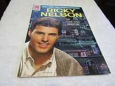Dell  Ricky Nelson ( Four Color #1192) (Jun-Aug 1961, Dell)
