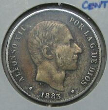 1883 Philippines 20 Cent Take a Look