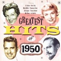 The Greatest Hits of 1950 [CD]