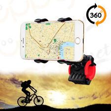 Supporto Bici Pinza Smartphone Sostegno Porta Cellulare MTB Telefono Ruota 360°