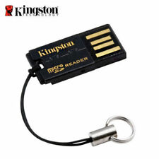 Kingston FCR-MRG2 USB Micro SD Card Reader / Writer Card Reader L49