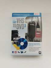 ROXIO Easy VHS to DVD3 - Windows - New in Box