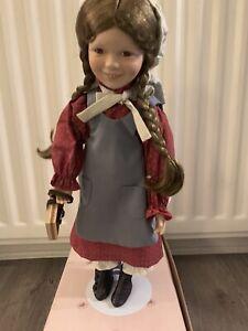 Ashton Drake Galleries Laura Doll Little House On The Prairie
